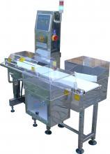 Dynamiczny kontroler wagowy DKW-220R dla jednej z najsłodszych fabryk cukierniczych na pomorzu